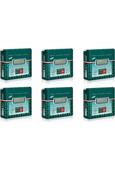 Incoped Belbantlı Hasta Bezi Medium 96 Adet (16 Adet x 6 Paket)