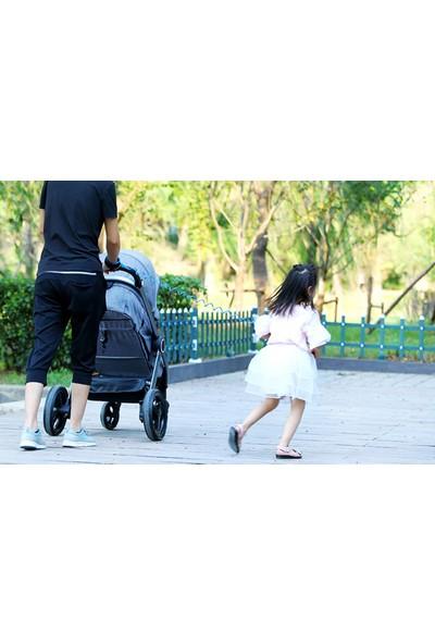 Haolai Çocuk Güvenlik Bilekliği Sağlam Demir Halat 150 Cm