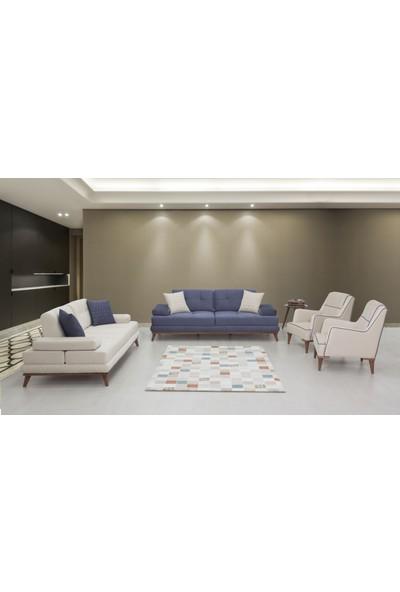 İzmir Alinda Mobilya Optima Salon Koltuk Takımı
