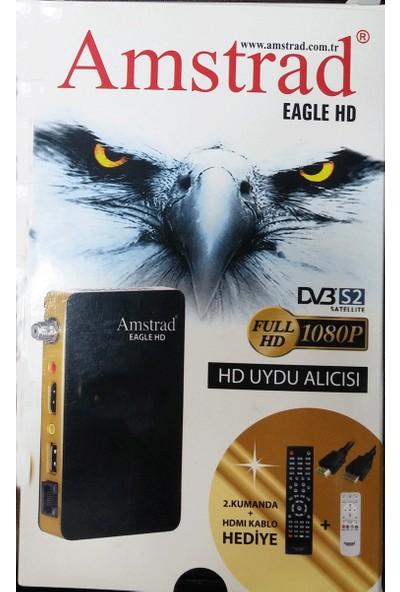 Amstrad Eagle Hd + Iptv Uydu Alıcısı