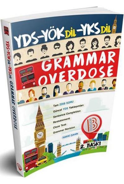 Benim Hocam Yayınları YDS YÖKDİL YKSDİL Grammar Overdose