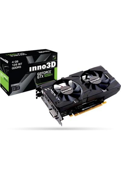 Inno3D GeForce GTX 1050 Ti 4GB DDR5 128Bit DP HDMI DVI Ekran Kartı