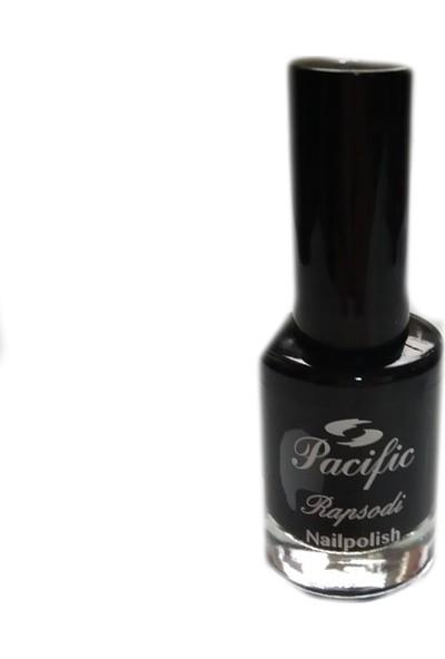 Rapsodi Pacific Nailpolish Oje Siyah 26