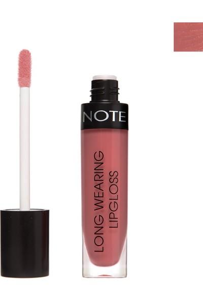 Note Long Wear Lipgloss 23 6Ml Moody