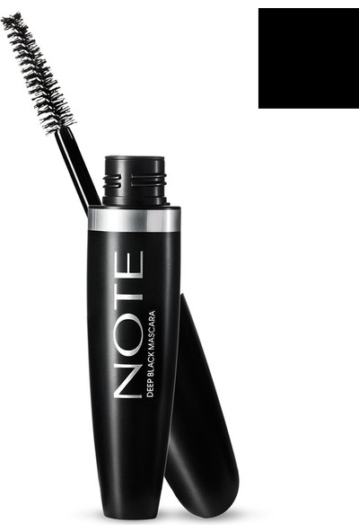 Note Mascara Ultra Volume Black