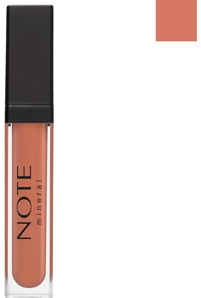 Note Mineral Lipgloss 01