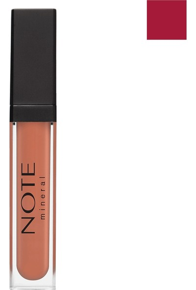 Note Mineral Lipgloss 03