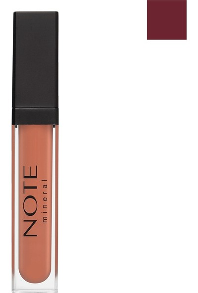 Note Mineral Lipgloss 05