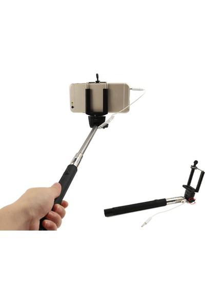 PeakBays Kablolu Selfie Çubuğu