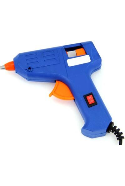 PeakBays Glue Gun Sıcak Silikon Tabancası Aç/Kapa Düğmeli 20Watt