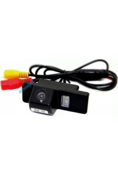 Citroen C4 OEM Plakalık Geri Görüş Kamerası