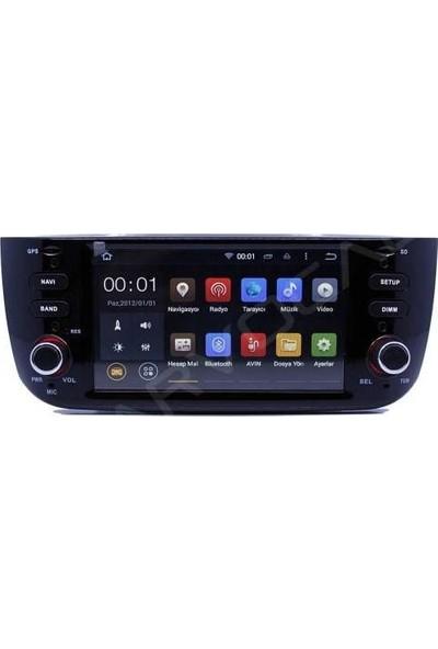 Fiat Linea Android 5.1 Multimedya Sistemi Yeni Kasa