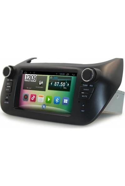 Peugeot Bipper 6.2 inç Android Navigasyon Multimedya Double Teyp Bluetooth OE