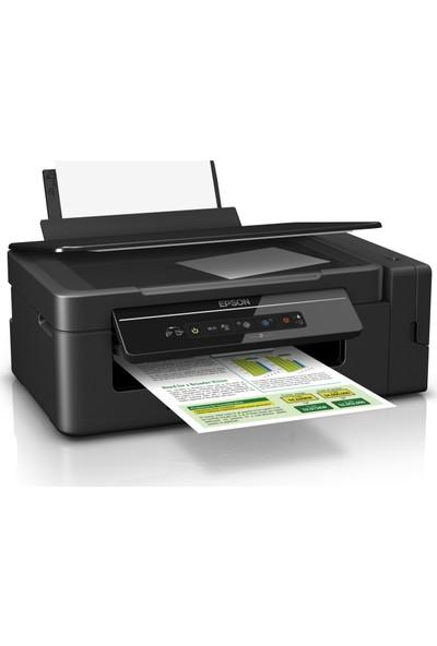 Epson L3060 Tarayıcı + Fotokopi + Wi-Fi Mürekkep Tanklı Yazıcı C11CG50401