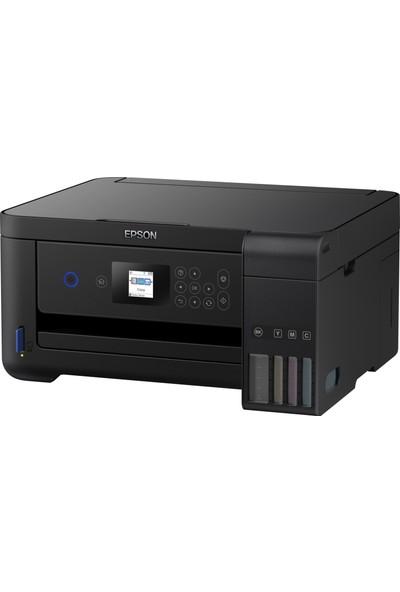 Epson L4160 Tarayıcı + Fotokopi + Wi-Fi Airprint Mürekkep Tanklı Yazıcı C11CG23401