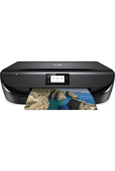 HP DeskJet Ink Advantage 5075 Fotokopi + Tarayıcı + Wi-Fi + Airprint + Çift taraflı Yazıcı M2U86C