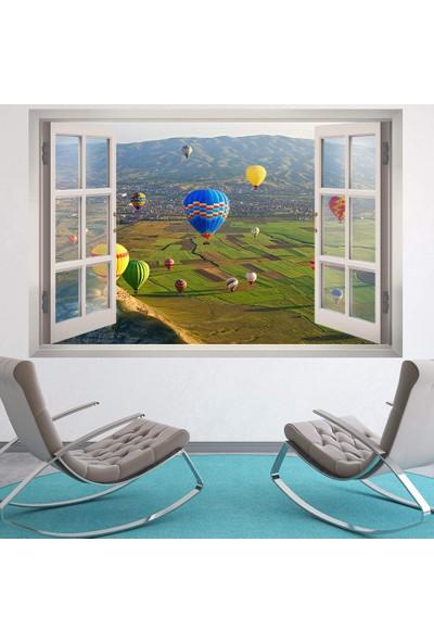 DekorLoft Pencere Sticker 120x85 cm PNC581