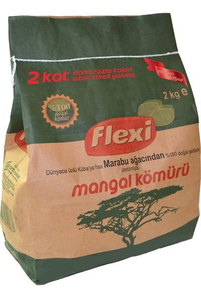 Flexi Mangal Kömürü 2 Kg