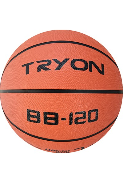 Tryon BB 120 Kauçuk 5 No Basketbol Topu