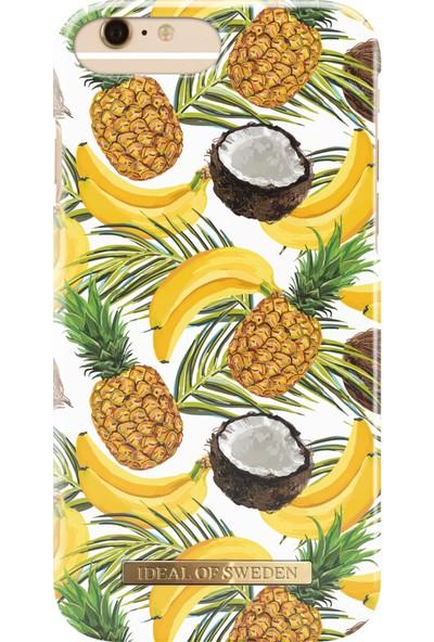 iDeal of Sweden iPhone 8-7-6S-6 Banana Coconut Arka Kapak