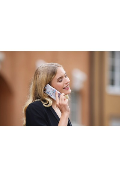 iDeal of Sweden iPhone 8-7-6S-6 Floral Romance Case Arka Kapak