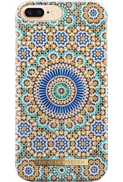 iDeal of Sweden iPhone 8-7-6S-6 Moroccan Zellige Arka Kapak