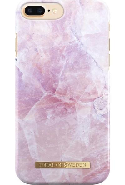 iDeal of Sweden iPhone 8-7-6S-6 Pilion Pink Marble Arka Kapak
