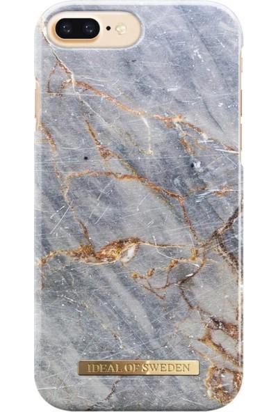 iDeal of Sweden iPhone 8-7-6S-6 Royal Grey Marble Arka Kapak