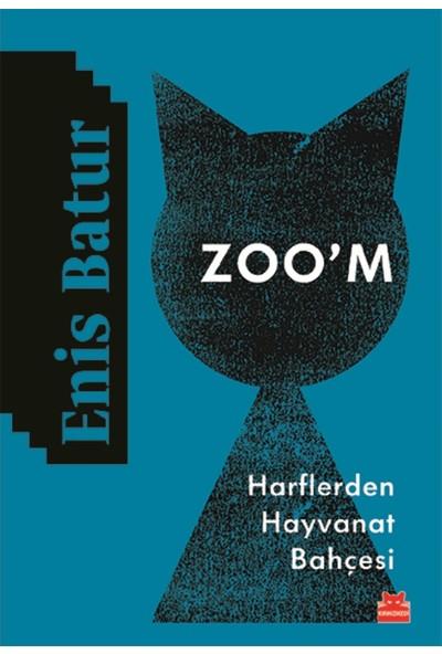Zoo'm Harflerden Hayvanat Bahçesi - Enis Batur