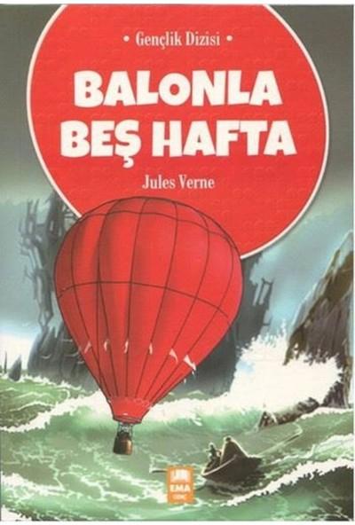 Balonla Beş Hafta - Jules Verne