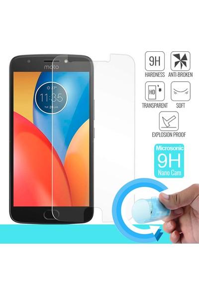 Microsonic Motorola Moto E4 (5.0'') Nano Cam Ekran koruyucu film