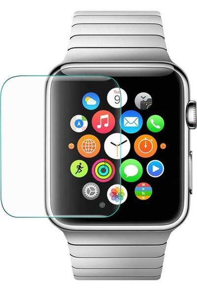 Microsonic Apple Watch Series 3 38mm Nano Cam Ekran koruyucu Kırılmaz film