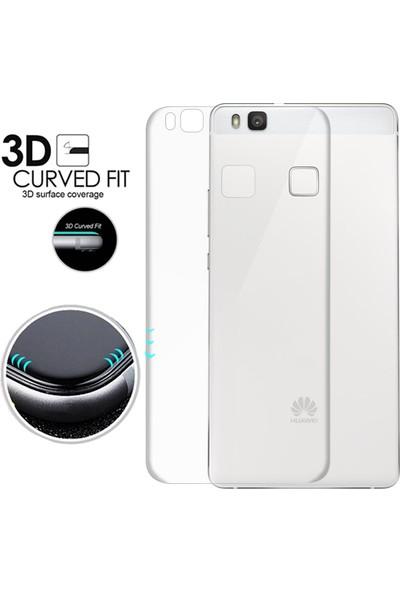 Microsonic Huawei P9 Lite Ön + Arka Kavisler Dahil Tam Ekran Kaplayıcı Film