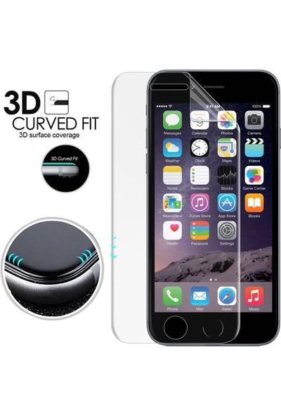 Microsonic Apple iPhone 6 Plus Ön + Arka Kavisler Dahil Tam Ekran Kaplayıcı Film