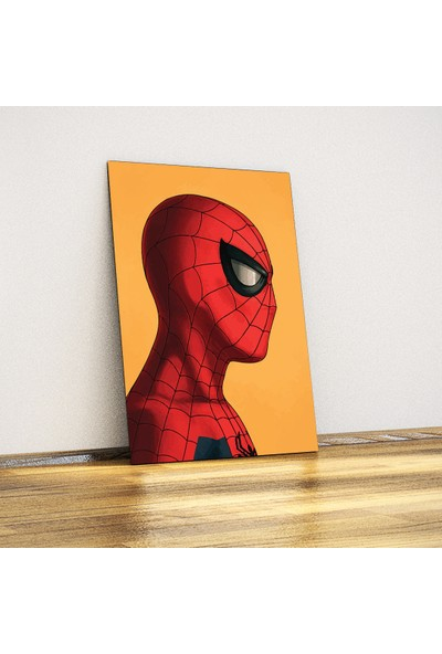 Spiderman - Dekoratif Metal Poster
