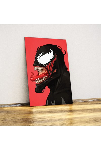 Venom - Dekoratif Metal Poster
