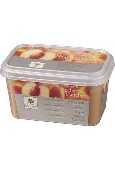 Ravifruit Beyaz Şeftali Püresi 1 kg