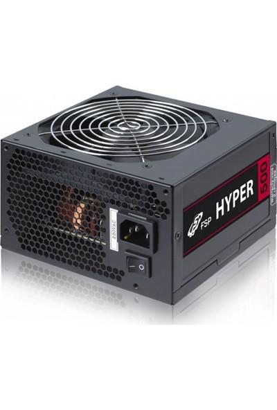 Fsp Hyper 500 500W Aktif Pfc 12Cm Fan Power Supply