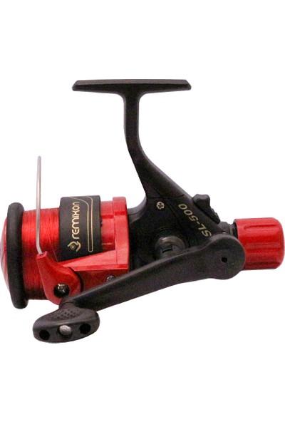 Remixon SL500 Kırmızı Olta Makinesi