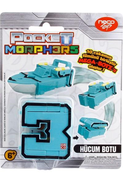 Pocket Morphers Dönüşebilen Numaralar Hücum Botu