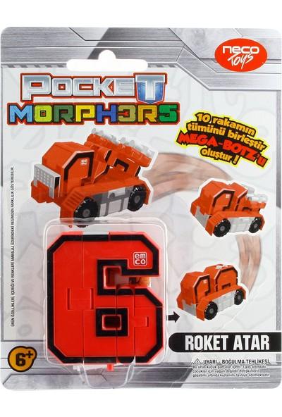 Pocket Morphers Dönüşebilen Numaralar Roket Atar