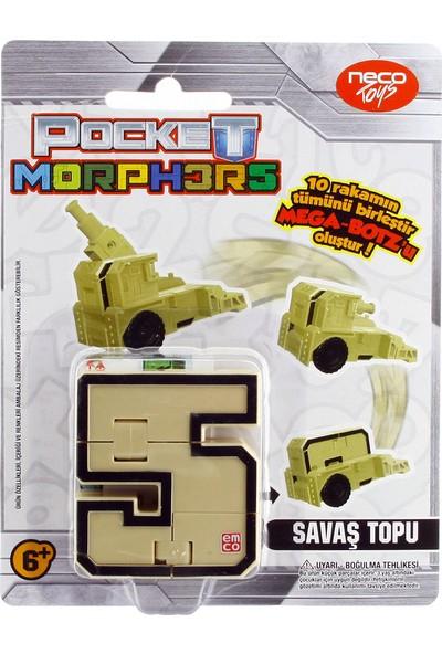 Pocket Morphers Dönüşebilen Numaralar Savaş Topu