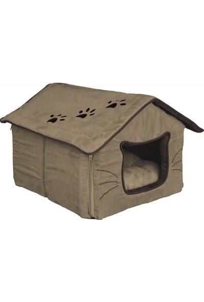 Trixie Kedi Yatağı 35X30X40Cm Mor