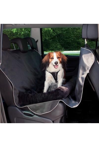 Trixie Köpek Yataklı Araba Arkası Örtüsü 140X160Cm