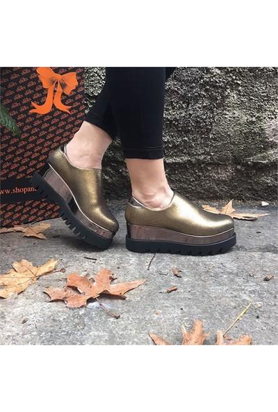 Shop and Shoes Bayan Ayakkabı 027-7416