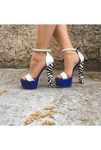 Shop and Shoes Bayan Sandalet 173-0852