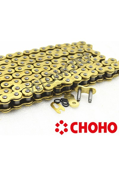 Ktm DUKE 125 Choho O-Ring Zincir 520 Ho 112L Golden(2011-2012)