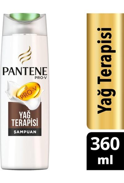 Pantene Doğal Sentez Yağ Terapisi 360 ml Şampuan