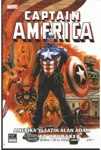 Captain America-Amerika'yı Satın Alan Adam - Ed Brubaker