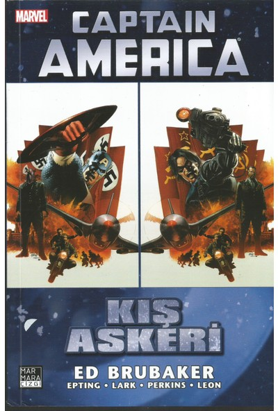 Captain America / Kış Askeri - Ed Brubaker